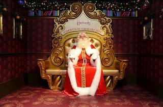 Harrods Christmas Grotto, Press Image, 2013