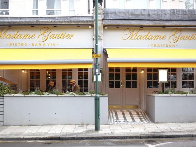 Madame Gautier Bistro (© www.takecourageblog.com)