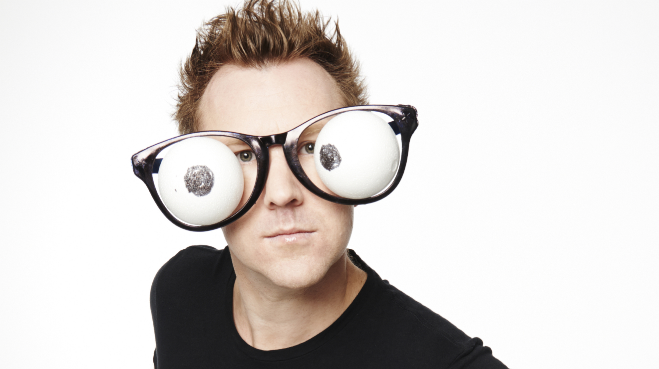 Jason Byrne – 20 Years a Clown