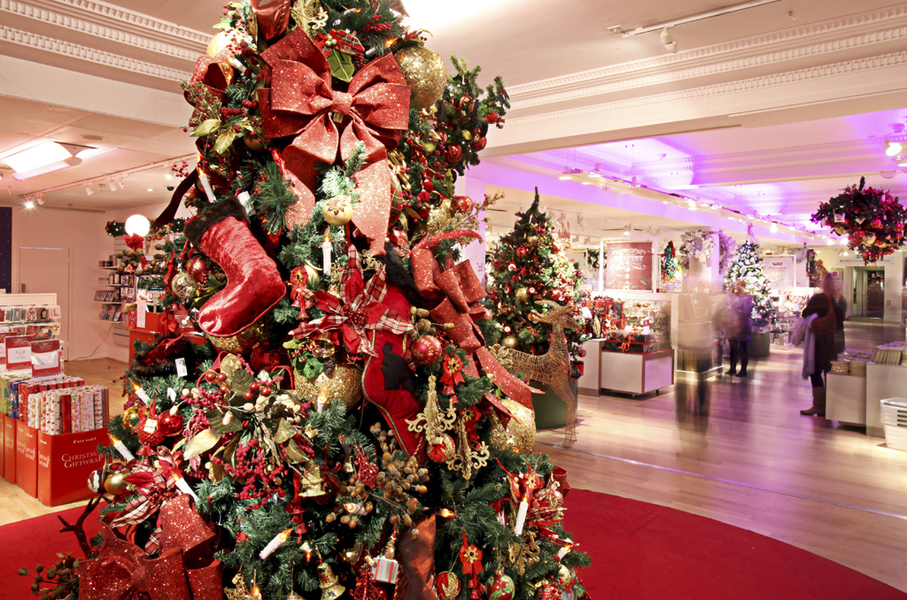 The best Christmas shops in London Christmas shopping in London