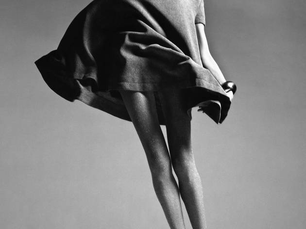 Richard Avedon (Veruschka, dress by Bill Blass, New York, January 1967)