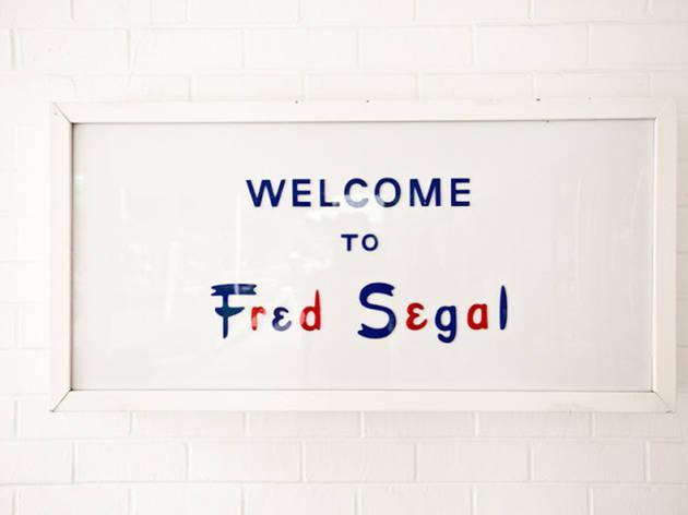 Fred Segal Private Presale