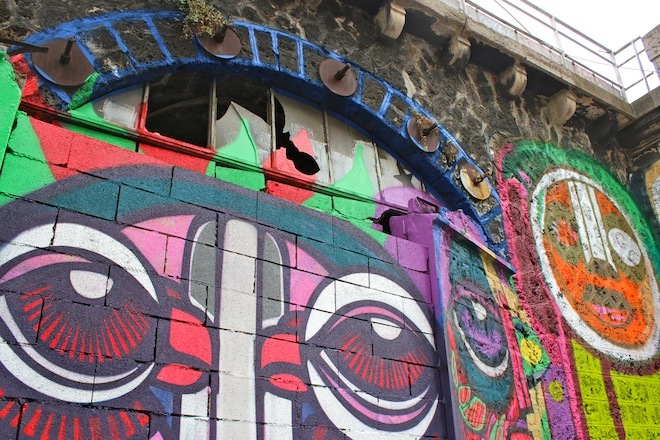 Street-art Ourcq