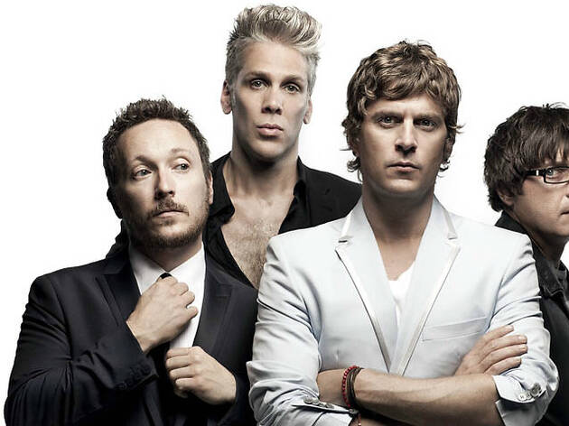 Matchbox Twenty y Lifehouse