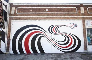 Elliott Smith Figure 8 Mural