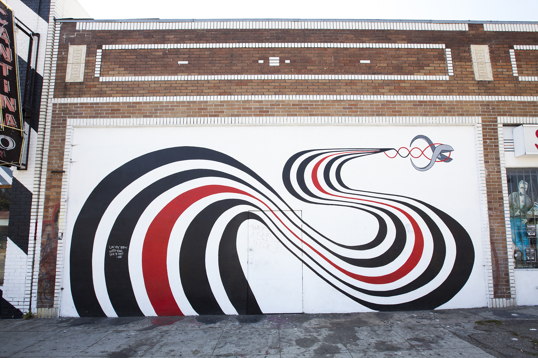 9 essential things to do in silver lake los angeles for Elliott smith mural