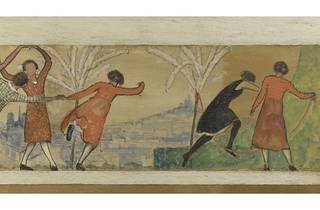 École en images - Décors parisiens des années 1930