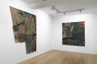 Leon Golub: Mercenaries II and Napalm Gates