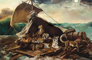 Wolfe Von Lenkiewicz: The Raft Of The Medusa