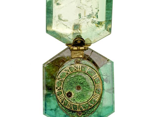 Emerald Watch (© Museum of London)