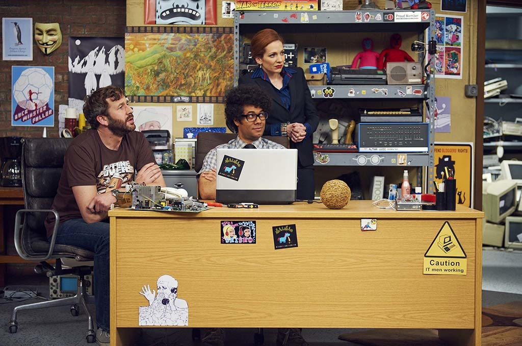 The IT Crowd: the Final Episode