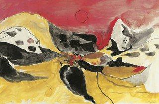 Graham Sutherland ('Pembrokeshire Landscape', 1960)