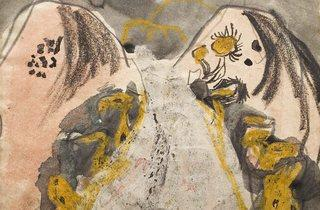 Graham Sutherland ('Welsh Hills', 1940)