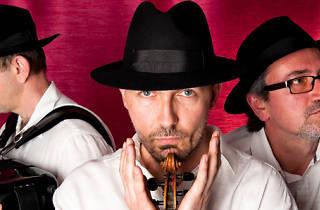 45 Voll-Damm Festival Internacional de Jazz de Barcelona: Kroke