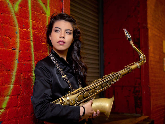 45 Voll-Damm Festival Internacional de Jazz de Barcelona: Spike Wilner Trio feat. Melissa Aldana