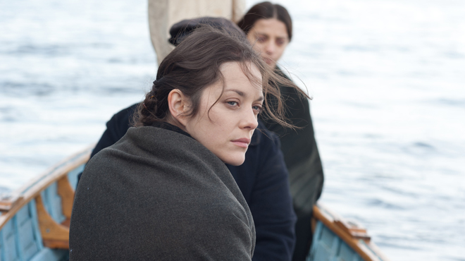 Marion Cotillard in The Immigrant