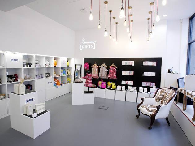 Tomorrow's Store, the Princes Trust, Press Image, 2013