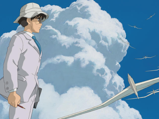 The Wind Rises: movie review