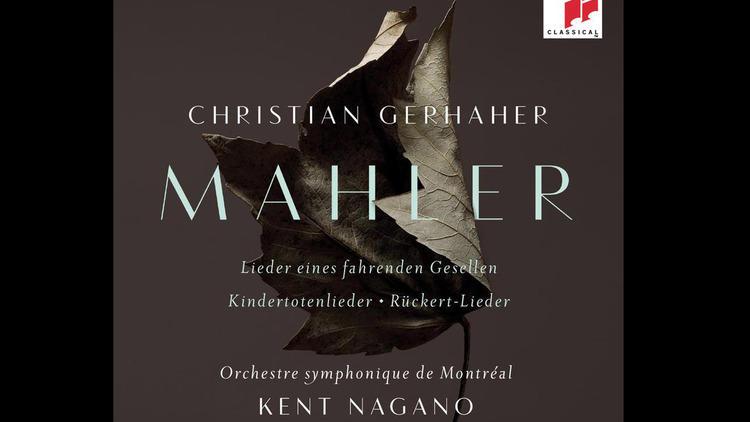 Christian Gerhaher CD cover
