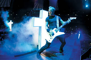 Metallica 3D. Through the Never