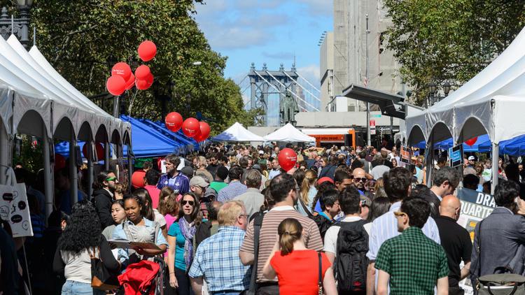 Brooklyn Book Festival 2013