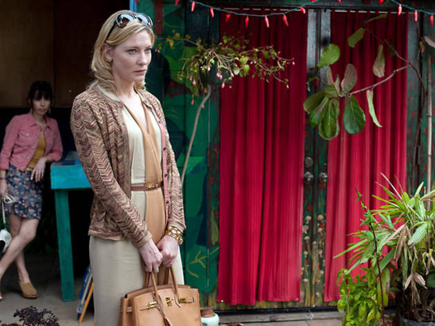 Blue Jasmine: movie review