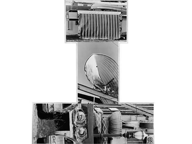 (Photograph: © Robert Rauschenberg Foundation/Licensed by VAGA; New York; NY; courtesy Pace/MacGill Gallery; New York)