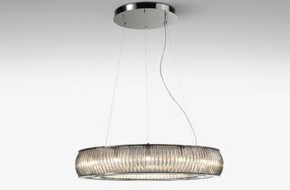 Fendi Casa Rhea chandelier, $15,960, at Luxury Living