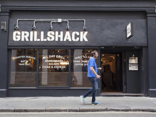 Grillshack (© Jael Marschner)