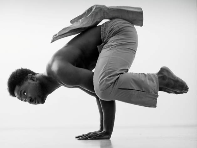 Dance Umbrella 2013: Freddie Opoku-Addaie