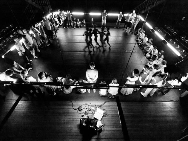 Dance Umbrella 2013: Marcelo Evelin