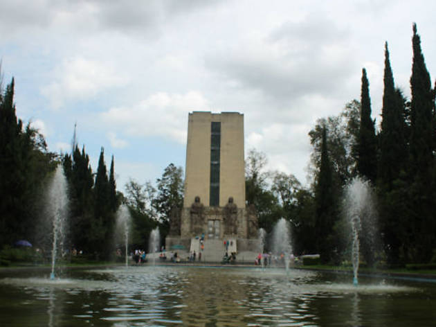 Parque La Bombilla