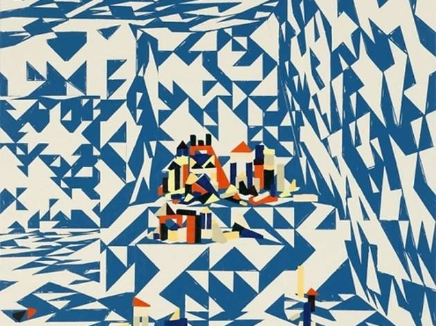 ('Modern toys II', 2013 / © Courtesy de l'artiste et galerie Xippas)