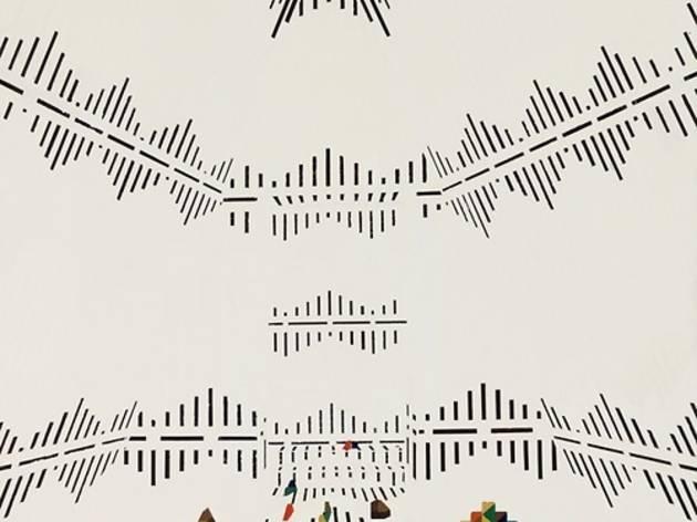 ('Tabou II', 2013 / © Courtesy de l'artiste et galerie Xippas)