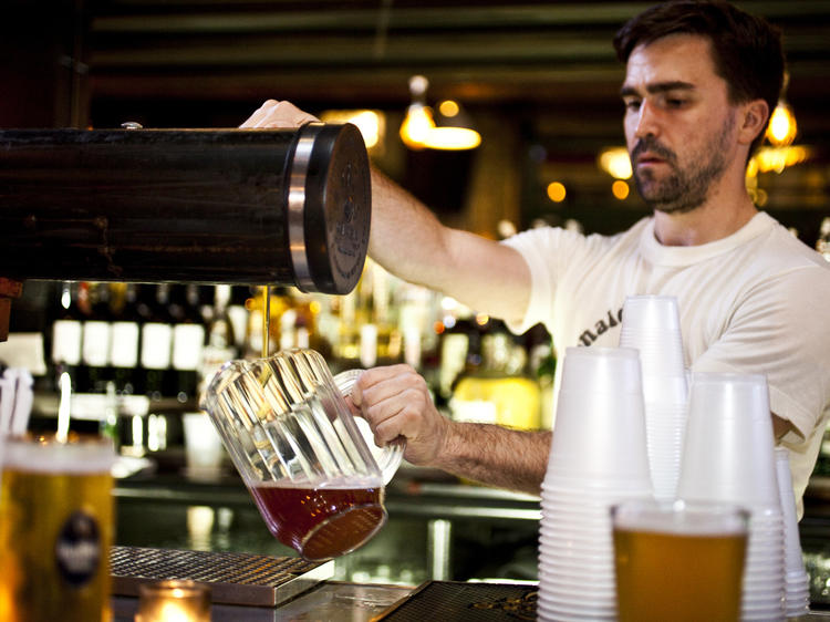 The best breweries in NYC