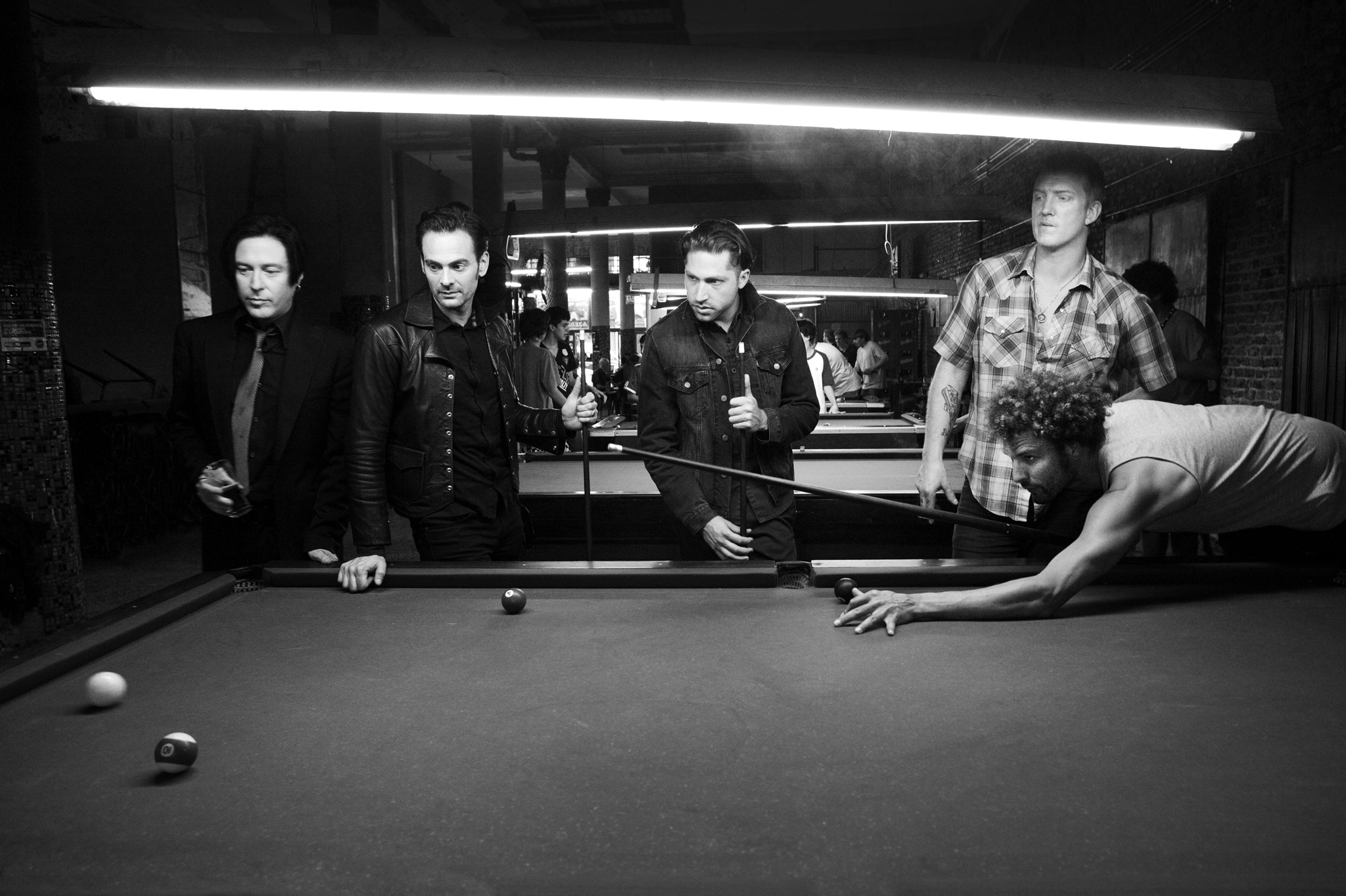 Queens of the Stone Age + Run the Jewels + Biffy Clyro