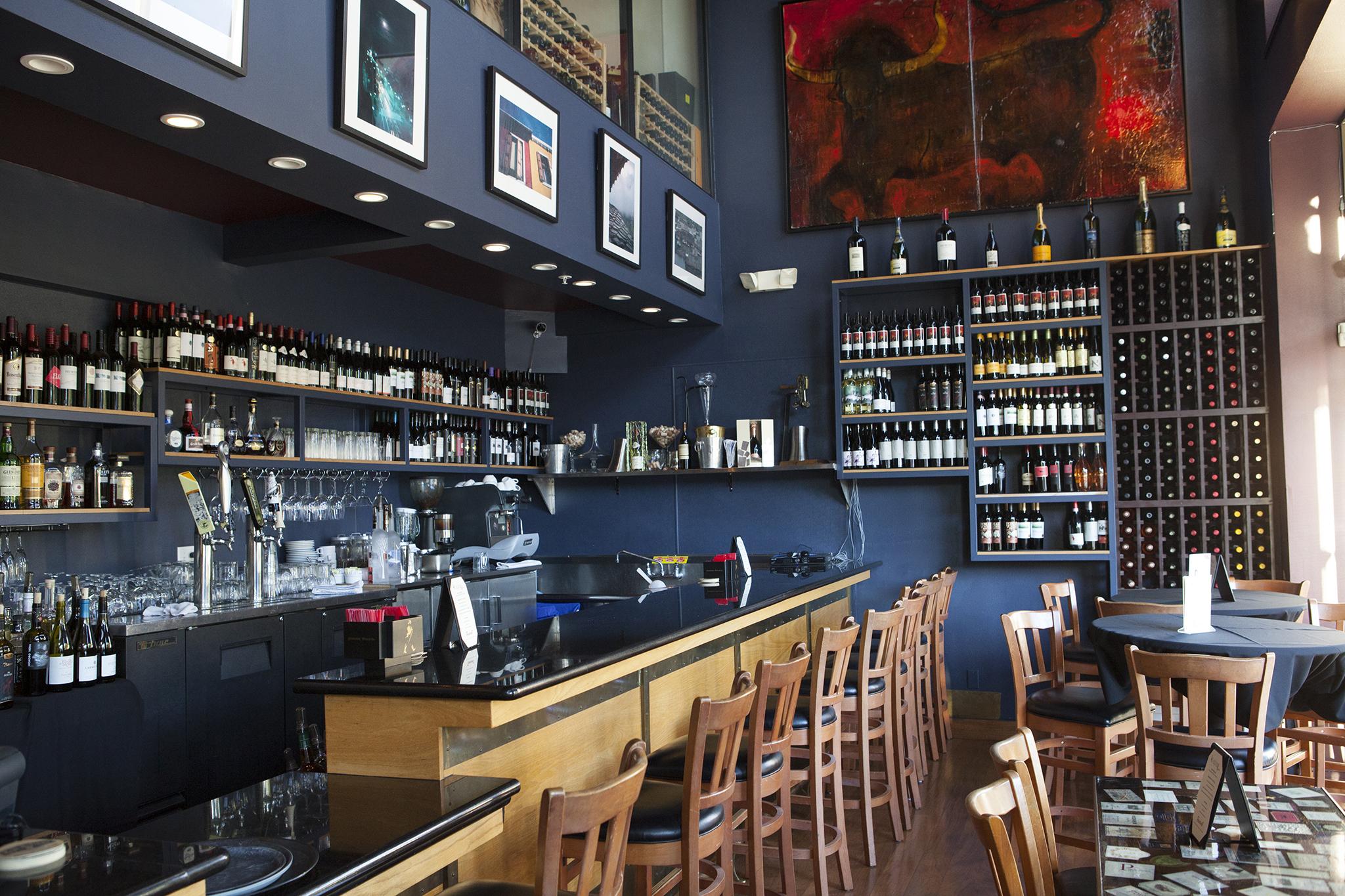 Left Coast Wine Bar