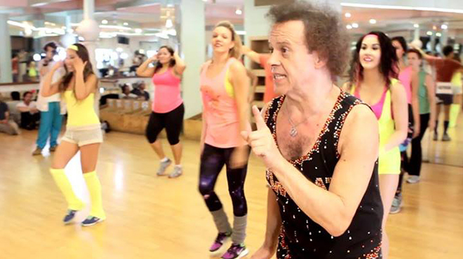 Aerobicize with Richard Simmons