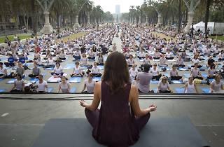 Masterclass de ioga
