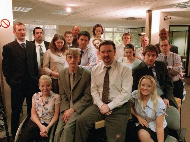 meilleures séries comiques 'The Office'