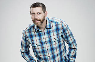 Dave Gorman Gets Straight to the Point* (*The Powerpoint)
