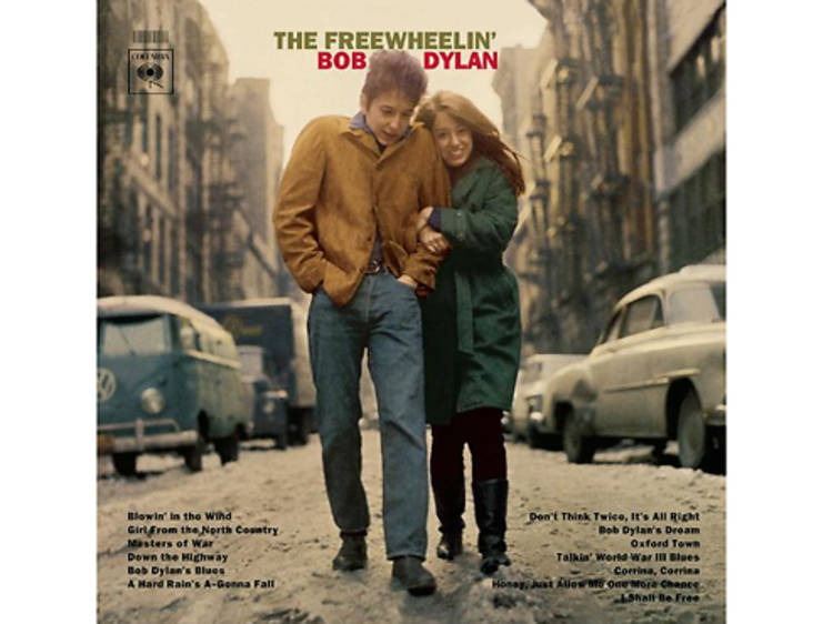 """""""Don't Think Twice, It's All Right"""" by Bob Dylan"""