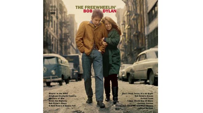 <em>The Freewheelin' Bob Dylan</em>, Bob Dylan (1963)