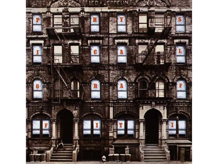 <em>Physical Graffiti</em>, Led Zeppelin (1975)