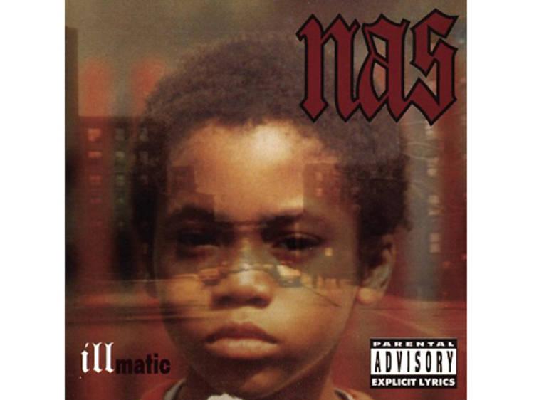 <em>Illmatic</em>, Nas (1994)