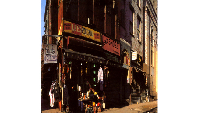 <em>Paul's Boutique</em> and <em>To the 5 Boroughs</em>, Beastie Boys (1989, 2004)