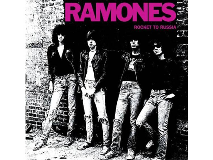 <em>Rocket to Russia</em>, Ramones (1977)