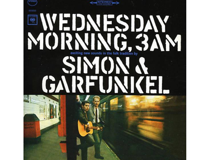 <em>Wednesday Morning, 3AM</em>, Simon & Garfunkel (1964)