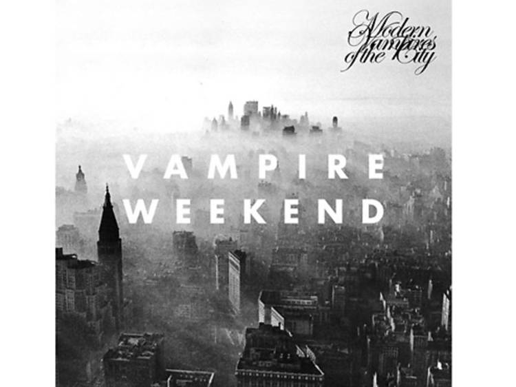 <em>Modern Vampires of the City</em>, Vampire Weekend (2013)