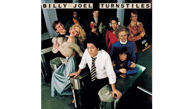 <em>Turnstiles</em>, Billy Joel (1976)